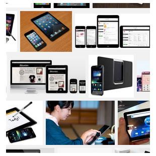 スマートデバイス導入支援のイメージ
